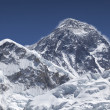 Mount Everest. — Stock Photo