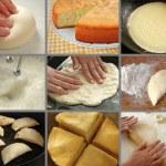 Homemade baking — Stock Photo