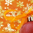 Christmas decoration — Stock Photo #8723436