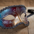 Veneticarnival mask — Stock Photo #8393670