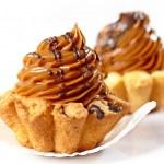 Delicious cupcakes — Stock Photo #9505040