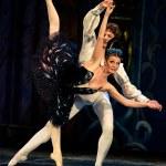 Swan Lake Ballet — Stock Photo #10571601