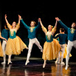 Swan Lake Ballet - Stock Photo