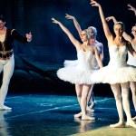 Swan Lake Ballet — Stock Photo #10572733