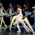Swan Lake Ballet — Stock Photo #10572740