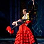 Swan Lake Ballet — Stock Photo #10572783