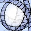film list — Stockvektor
