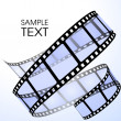 Stockvector : Film strip