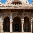 Isa Khan Tomb - Stock Photo