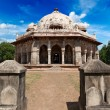 Isa Khan Tomb — Stock Photo
