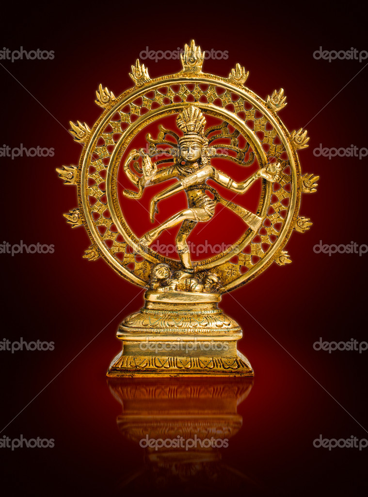 Shiva design — Stock Photo #9140998
