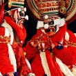 Kathakali is a famous dance-drama of south indian state of Keral - Lizenzfreies Foto