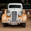 Постер, плакат: CHENNAI INDIA JULY 24: Plymouth PJ 1935 retro vintage car