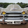 Stock Photo: CHENNAI - INDI- JULY 24: Chevrolet (retro vintage car) on Her