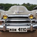 CHENNAI - INDIA - JULY 24: Chevrolet (retro vintage car) on Her — Stock Photo #9215550