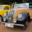 CHENNAI - INDIA - JULY 24: Retro vintage car on Heritage Car Ral - Stock Photo