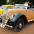 CHENNAI - INDIA - JULY 24: Morris Series E Tourer 1946 retro v — Stock Photo