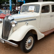 Stock Photo: CHENNAI - INDI- JULY 24: Vauxhall 14 1938 (retro vintage car)