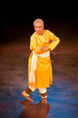 Chennai, india - 28 dicembre: danza classica indiana kathak pref — Foto Stock