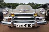 CHENNAI - INDIA - JULY 24: Chevrolet (retro vintage car) on Her — Stock Photo