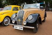 CHENNAI - INDIA - JULY 24: Retro vintage car on Heritage Car Ral — Foto Stock