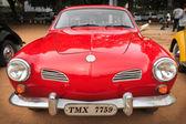 CHENNAI - INDIA - JULY 24: Volkswagen (retro vintage car) on Her — Foto Stock