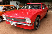 CHENNAI - INDIA - JULY 24: Ford Maverick (retro vintage car) on — Stock Photo