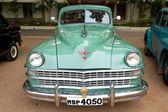 CHENNAI - INDIA - JULY 24: Chrysler (retro vintage car) on Herit — Foto Stock