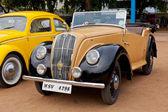 """CHENNAI - INDIA - JULY 24: Morris """"E"""" Tourer 1946 (retro vintage — Foto Stock"""
