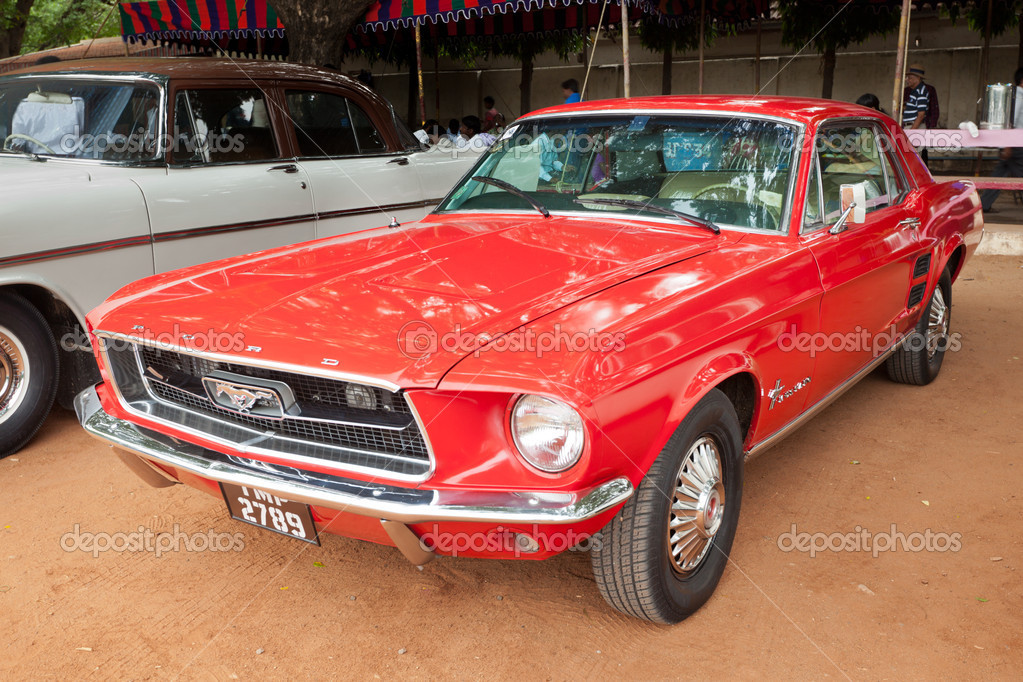 Old Vintage Cars India