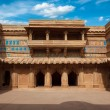 Man Singh Palace, India - Stock Photo