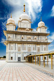 Sikh gurdwara — Stock Photo
