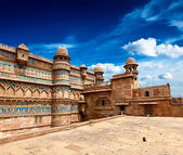 Gwalior fort, India — Stock Photo