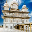 Stock Photo: Sikh gurdwara