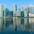 Singapore skyline — Stock Photo #9778201