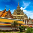 Wat Pho, Thailand - Stock Photo