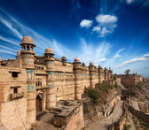 Gwalior fort — Stock Photo