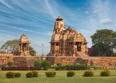 Templo de jagdamba devi — Fotografia Stock