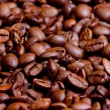 Brown coffee, background texture, close-up — Photo