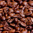Royalty-Free Stock Photo: Brown coffee, background texture, close-up
