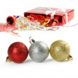 Christmas decoration — Stock Photo #7991862