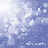 Блестящие Рождественские фоны — Cтоковый вектор