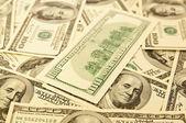 Dollars backround — Stock Photo