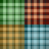 Scotland pattern — Stock Vector