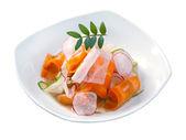 Chinese salad. — Stock Photo