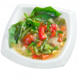 Minestrone vegetable soup — Stock Photo #8607528