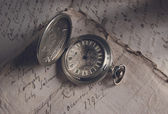 Old-time watch — Stock Photo