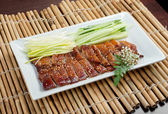 Roasted duck, Chinese style . Shallow depth-of-field. — Stock Photo