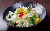 Japonsko salát zelenina — Stock fotografie