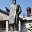 Monument to Lenin — Stock Photo